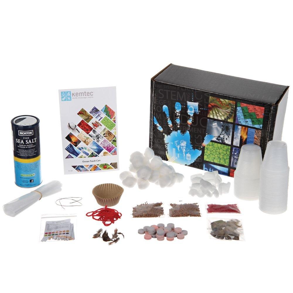 Ocean Trash Can Kit