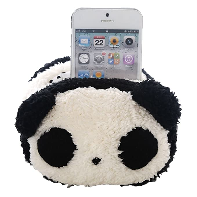 Leegoal Animal Soft Toy Universal Mobile Phone Stand Holder Seat(Panda) by Leegoal