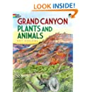Grand Canyon Plants and Animals Coloring Book (Dover Nature Coloring Book)