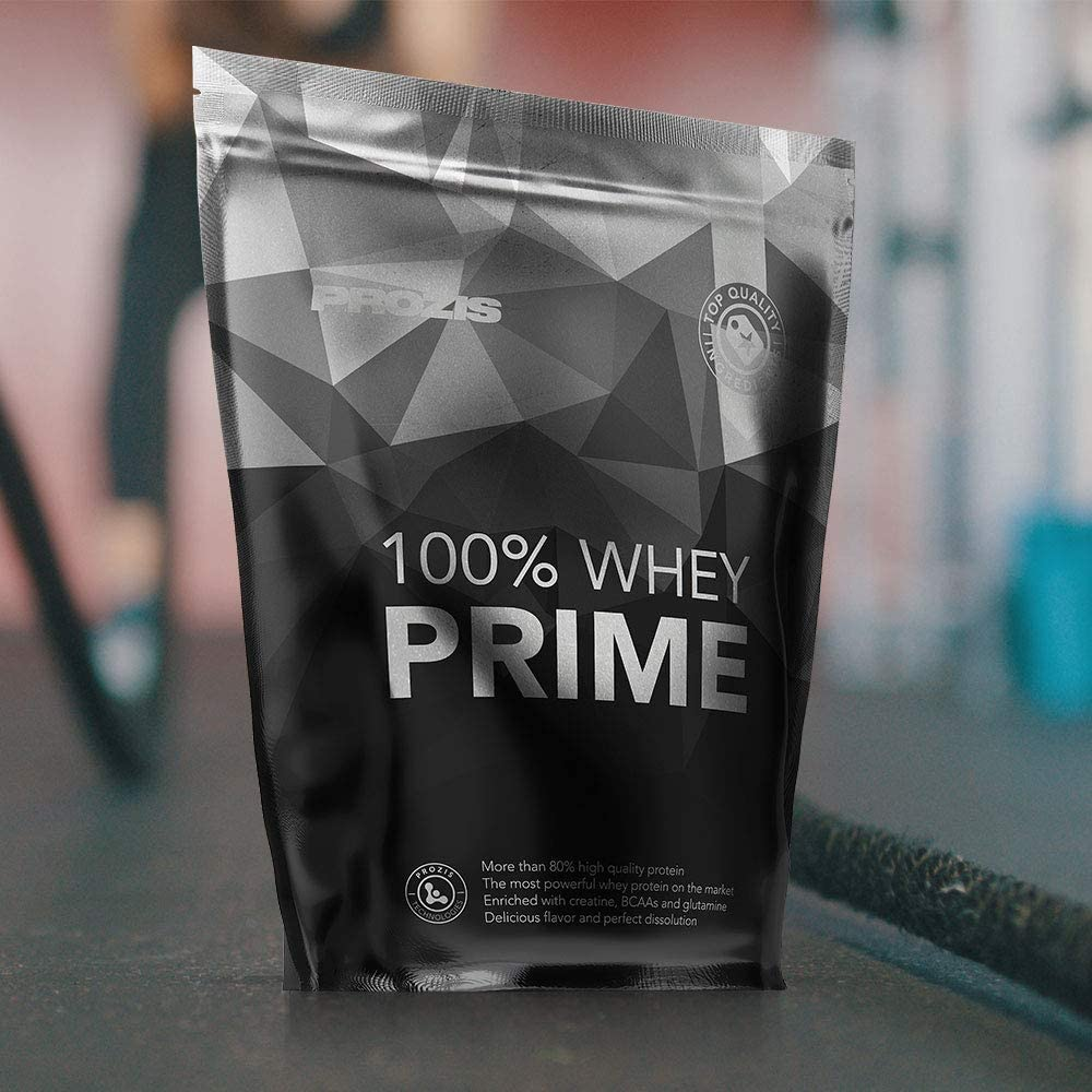Prozis 100% Whey Prime 2.0 Suplemento Puro en Polvo, con un ...