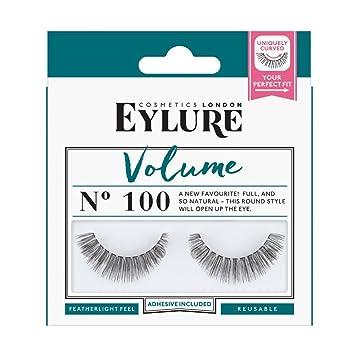 d19ab713c2f Eylure Ind Lashes 100 S Full Eye Lash: Amazon.co.uk: Beauty