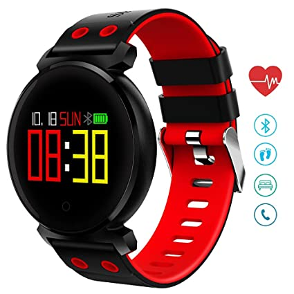 Amazon.com: MCJL Fitness Tracker Customized Activity Tracker ...