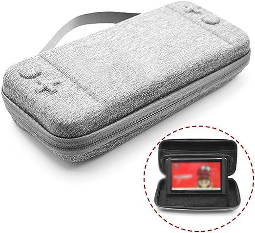 Funda para Nintendo Switch – Versión Mejorada Viaje rígida Case ...