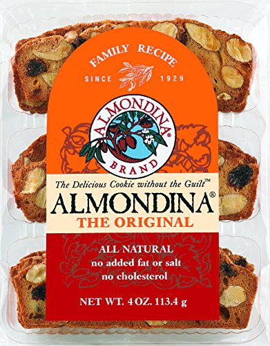 Almond Biscuits - 8