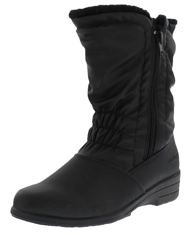 Weatherproof Womens Jenny Dual Zip Snow Boot (Also in Wide Widths)