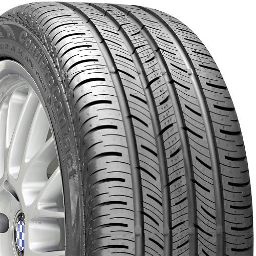 Continental ContiProContact All-Season Tire - 245/40R17 91H by Continental