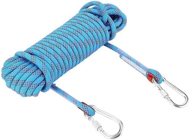 Cuerdas de escalada para gimnasios de 12 mm de alta ...
