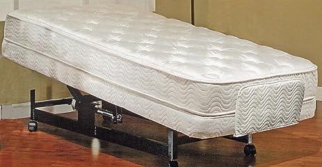 sleeplab reverse trendlenberg electric tilt bed frame queen - Electric Bed Frame