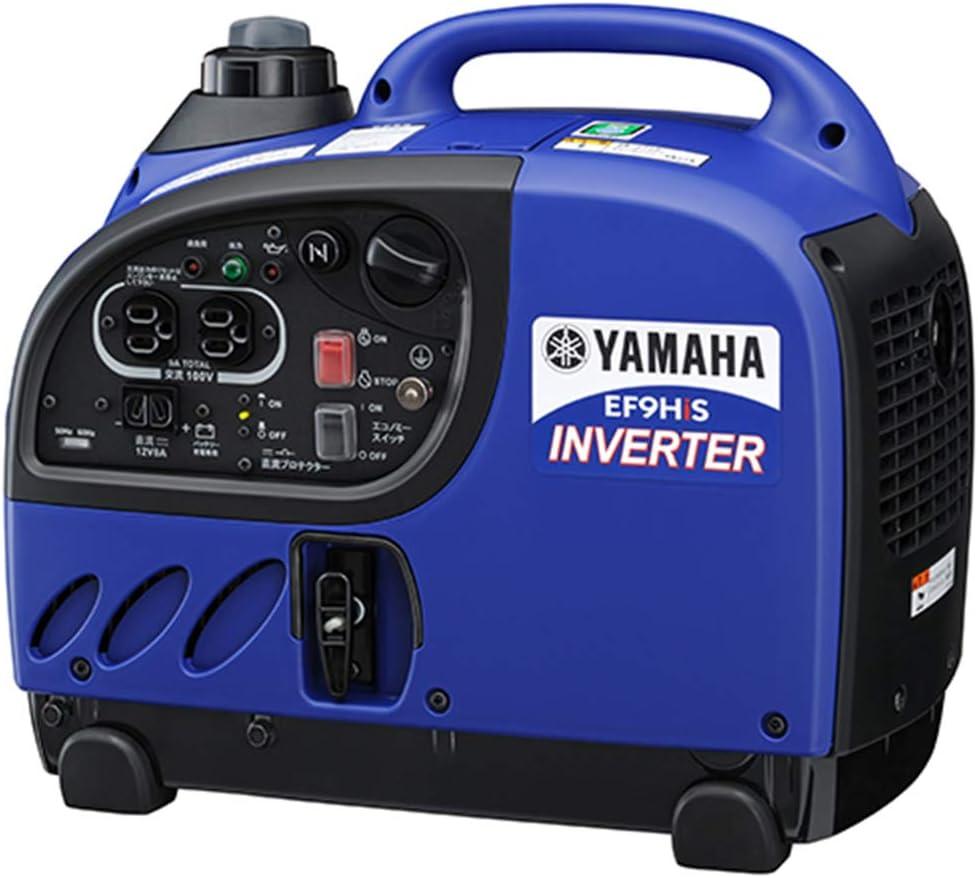 ヤマハ 防音型 インバータ発電機 EF9HiS 0.9kVA