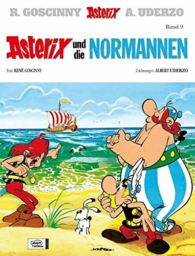 Asterix HC 09 Normannen Gebundenes Buch – Januar 1996 René Goscinny Albert Uderzo Gudrun Penndorf Ehapa Comic Collection