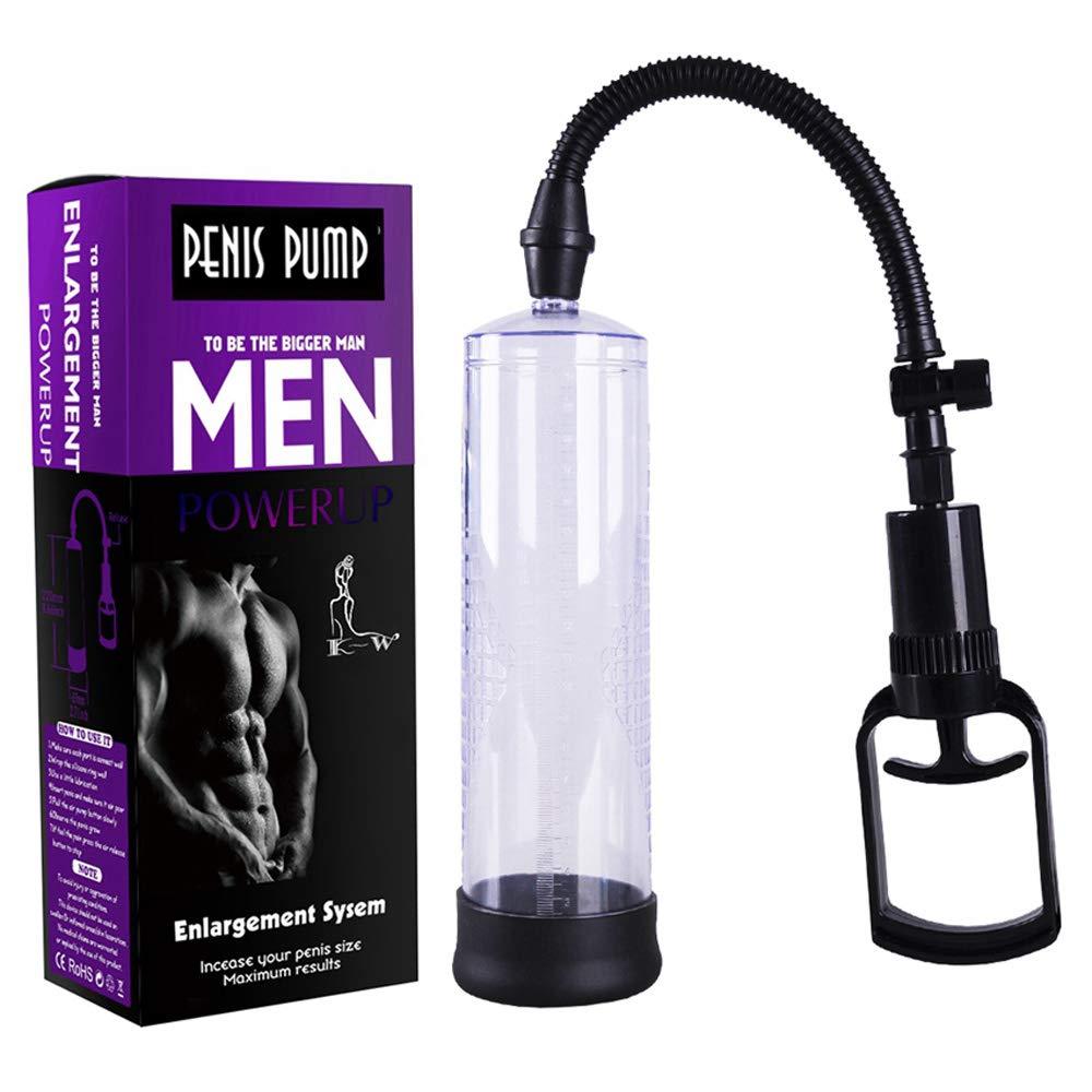Male PênīsPump air Vacuum Pump Pênīsgrowth, Manual Pênīsextender Men's Length Device