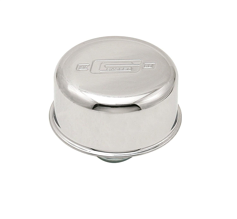Gasket 2068 Chrome Push-On Breather Mr
