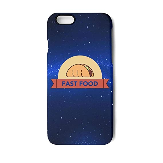 c26b187c47 Amazon.com: Tacos Fast and Junk Food iPhone 6/6s/6plus/6s Plus/7/7 ...