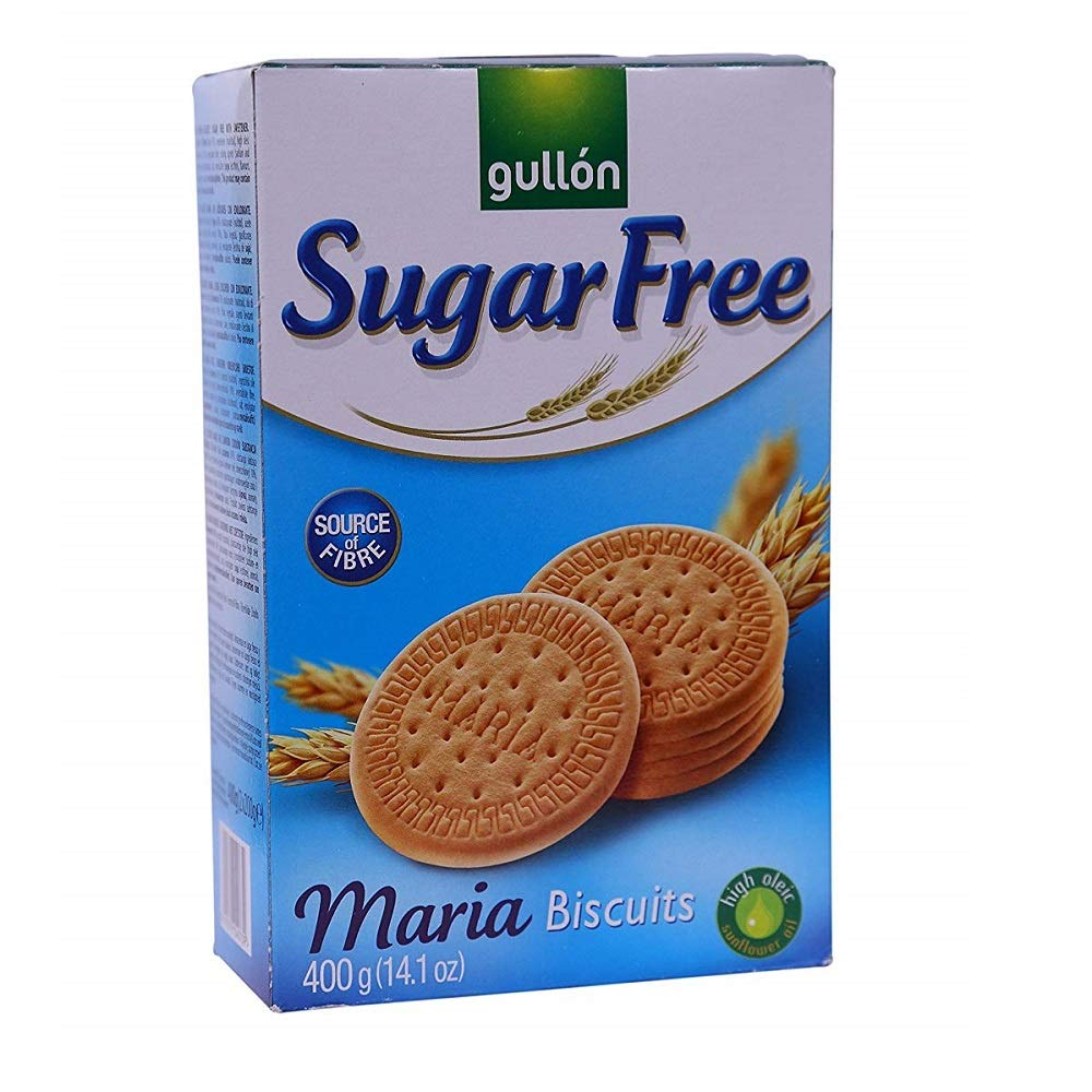 Gullon Sugar Free Maria Biscuits