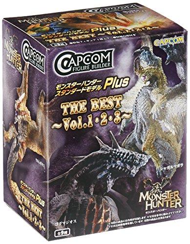 Capcom Figure Builder Creator Trading Monster Hunter