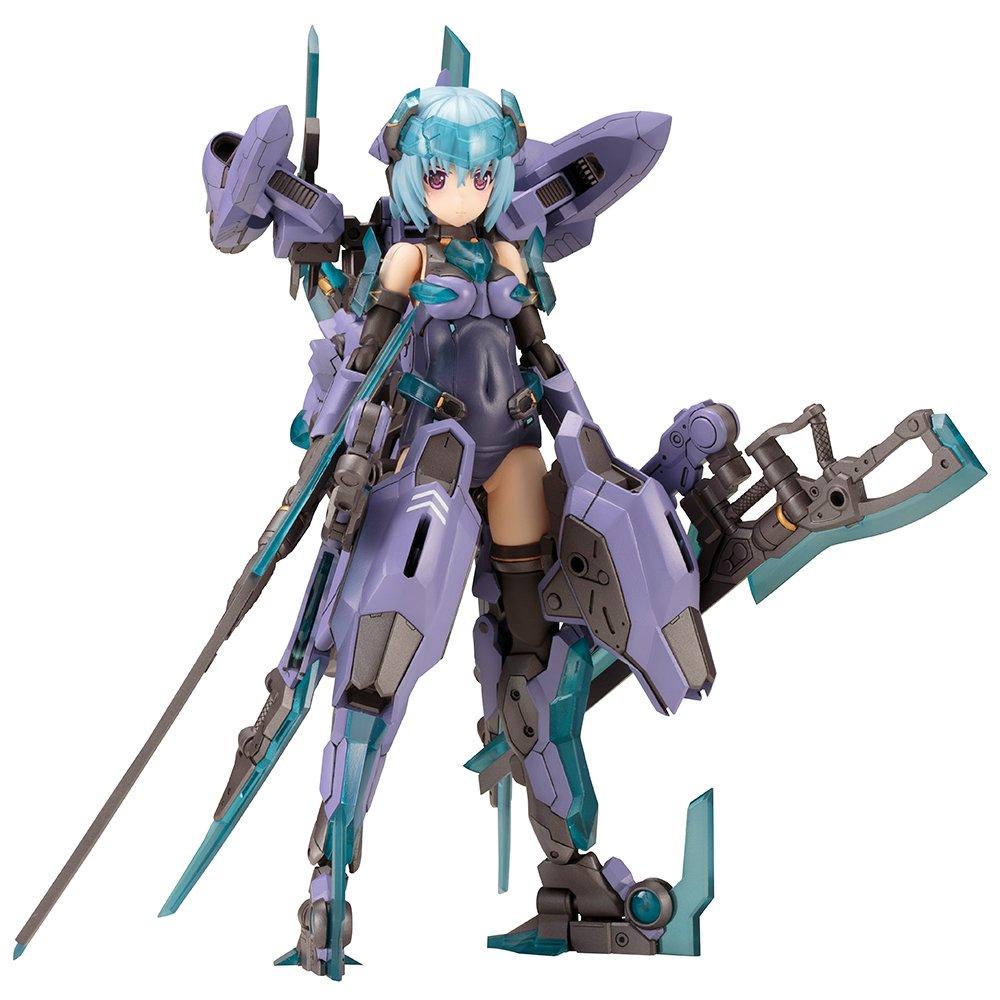 Frame Arms Girl Furezuveruku Height approx 150mm non-scale color-coded pre-plastic model Kotobukiya Co. Ltd. FG004