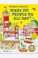 What Do People Do All Day? Paperback