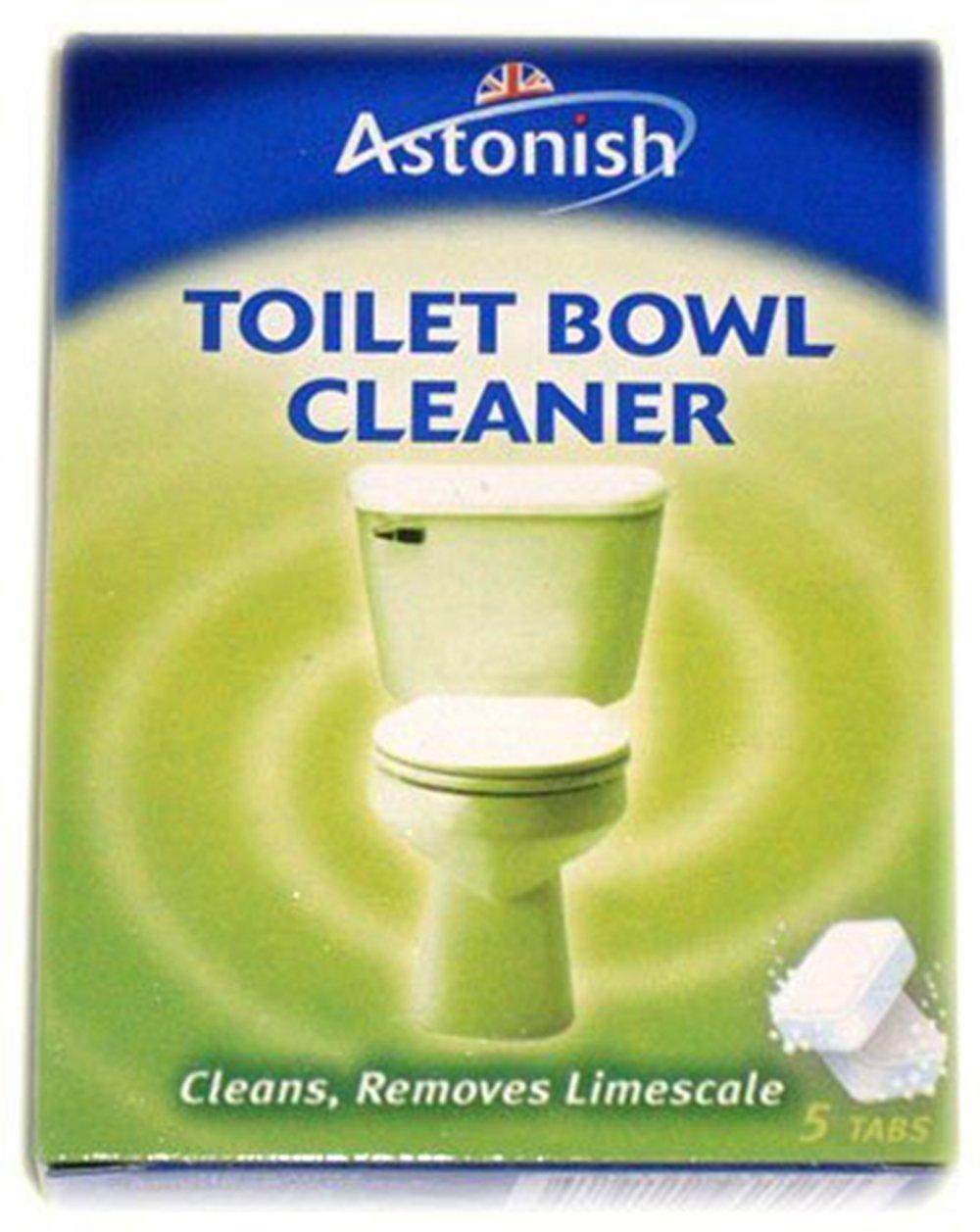 Baby lick clorex bathroom cleaner