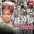 Very Best of Mirella Freni from Warner Classics