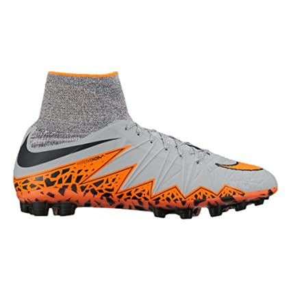 really comfortable classic shoes lowest price Nike Hypervenom Top Phantom II AG 747490-080 Gris Crampons ...
