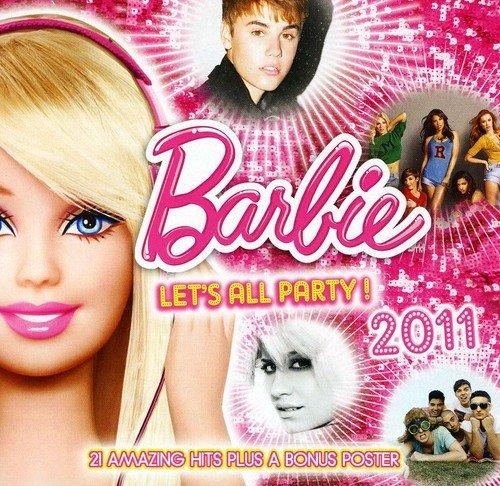 Barbie: Let's All Party 2011 [Importado]
