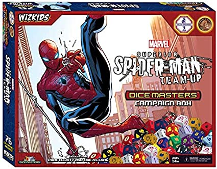 Marvel Dice Masters Deadpool Booster Pack By WizKids Games