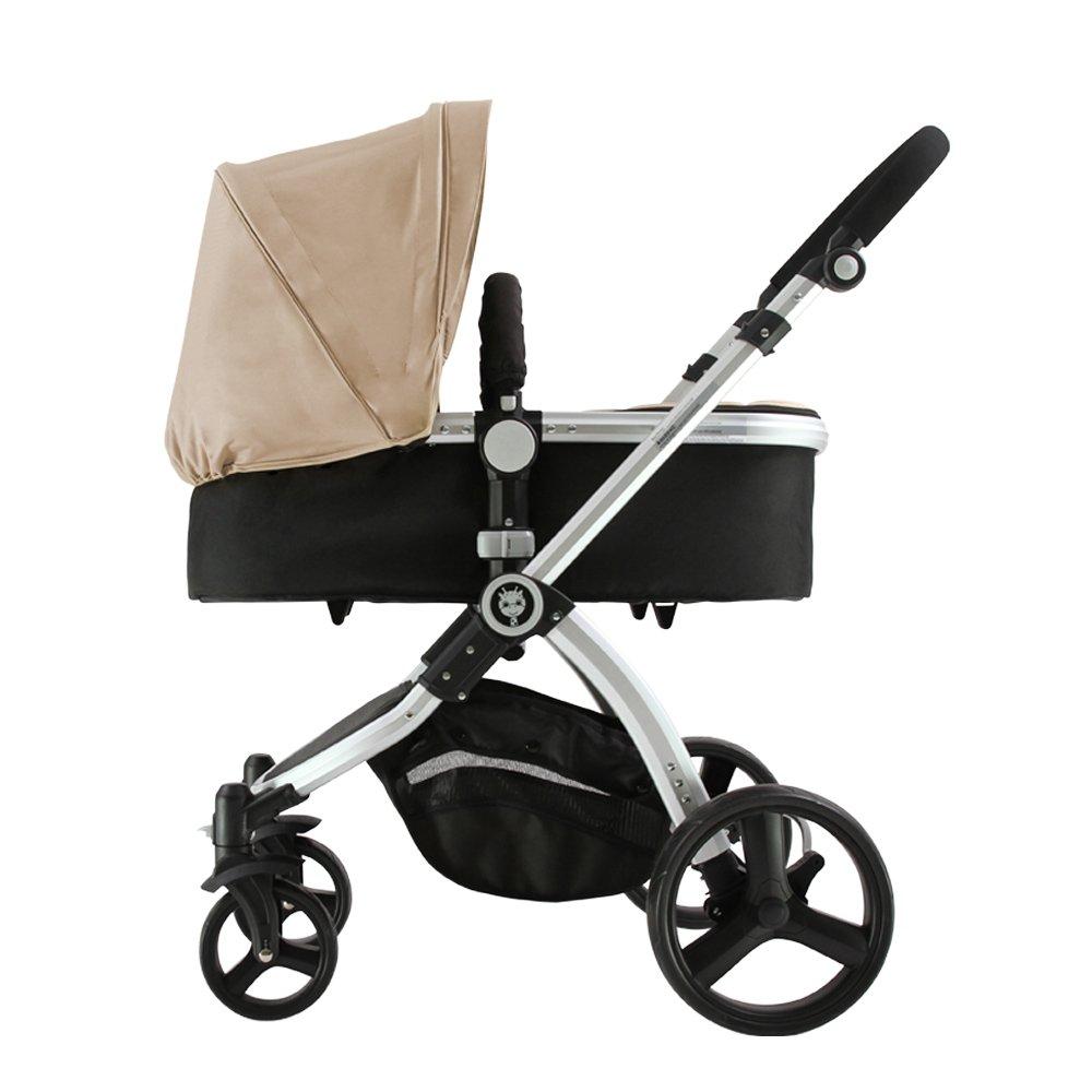Infantastic Baby Child Pushchair Pram / Stroller 2in1