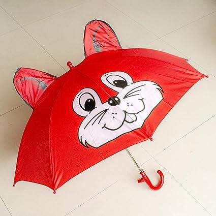 JIANG Mini Paraguas de Juguete para niños jardín de Infantes ...