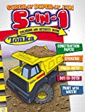 Tonka 5 in 1 Superly Duperly, Modern Publishing, 0766622495