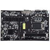 マザーボード VBESTLIFE コンピュータマザーボード 過電圧保護 過電流保護 過熱保護 DDR3メモリ SATAケーブル付きプラグアンドプレイ機能 LGA1150 搭載