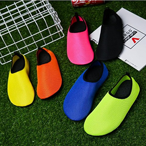 piel la suaves SK8 transpirable azul zapatos Lucdespo zapatillas zapatillas gimnasio las yoga para velocidad descalzo de skid de zapatos playa el proof Natación cuidado secar wxwvg6fIzq