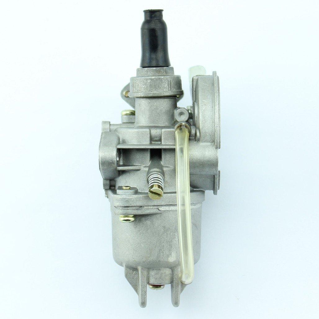 QAZAKY 15mm Carburetor Gasket Air Filter Intake Manifold