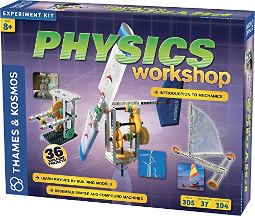 Comprehensive Scale Manual (Thames & Kosmos Physics Workshop)