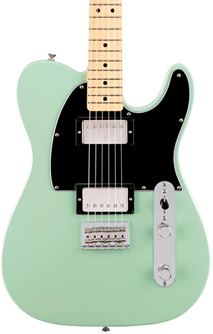 Fender Telecaster Hh >> Amazon Com Fender Special Edition Hh Maple Fingerboard Standard