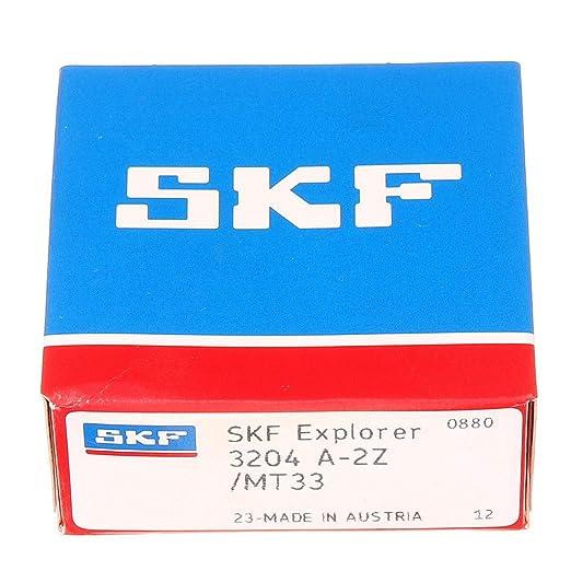 Skf 3204 A 2z Mt33 Radial Kugellager Eckig Stahl Gewerbe Industrie Wissenschaft