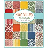 American Jane Play All Day Jelly Roll 40 2.5-inch