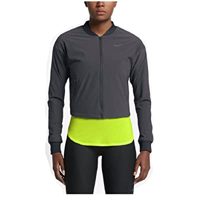 Nike Women's AeroLayer Training Jacket Medium 811034 010