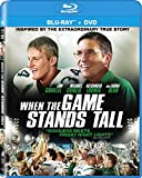 football blu ray - When the Game Stands Tall [Blu-ray]