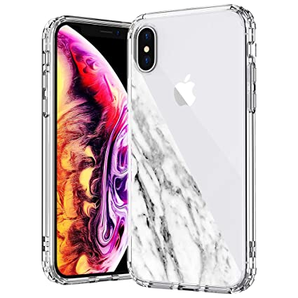Amazon.com: Carcasa para iPhone X, serie de mármol.: Cell ...