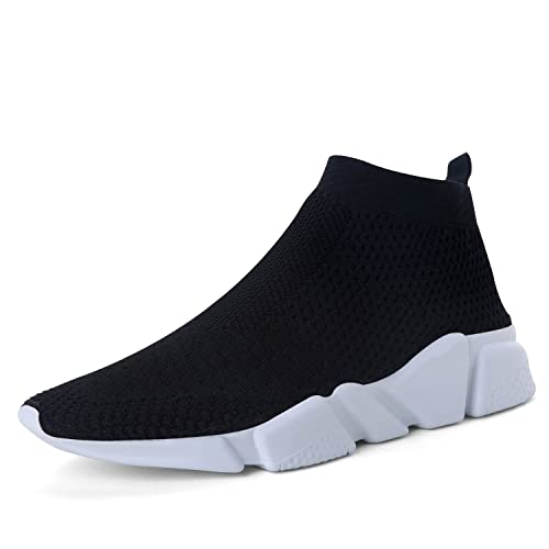 Music Cat Men Casual Athletic Shoes Lightweight Slip-On Sneakers Shoes