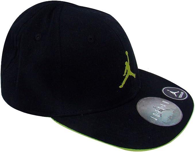 b4bf1134522 Nike Air Jordan Jumpman Toddler Boys Snapback Adjustable Cap 2 4T   Amazon.co.uk  Sports   Outdoors