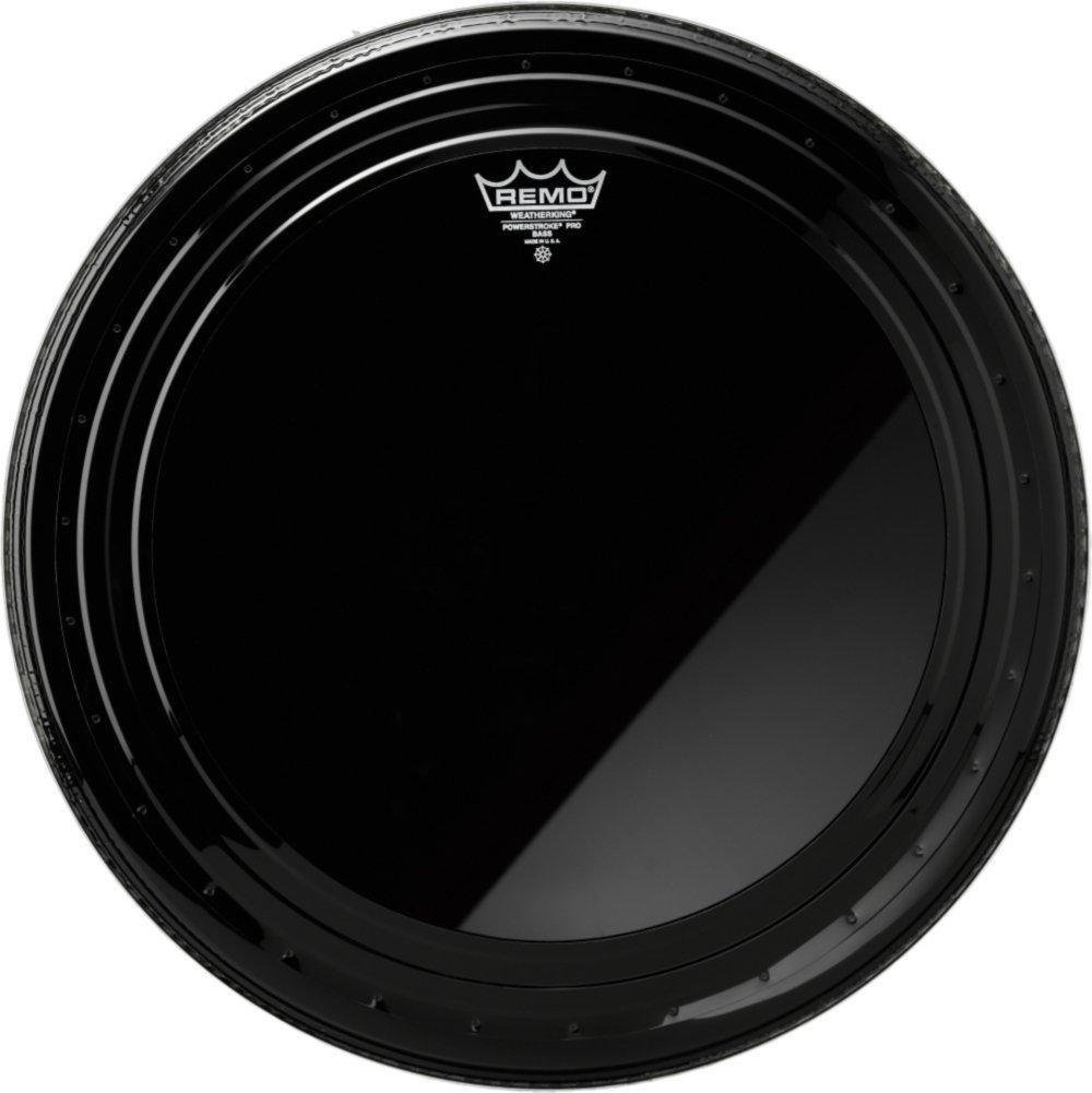 Remo Powerstroke Pro 18 Zoll Ebony   B005GPY0WI