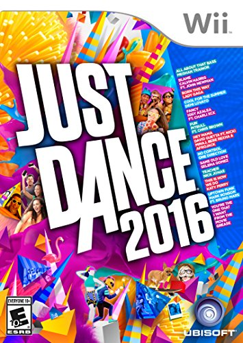 Just Dance 2016 - Wii (Wii Red Light Blade)