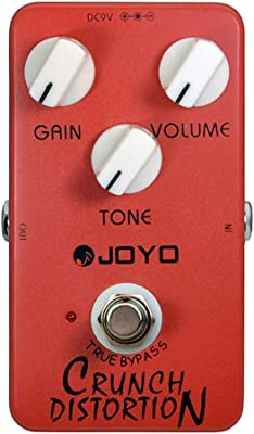 JOYO JF-03 Crunch Distortion Pedal