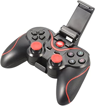 XCSOURCE® Bluetooth Controlador de Juegos inalámbrico, Gamepad Joystick para Android/PC / PS3 / VR Tablet/Smart TV/TV Box: Amazon.es: Electrónica
