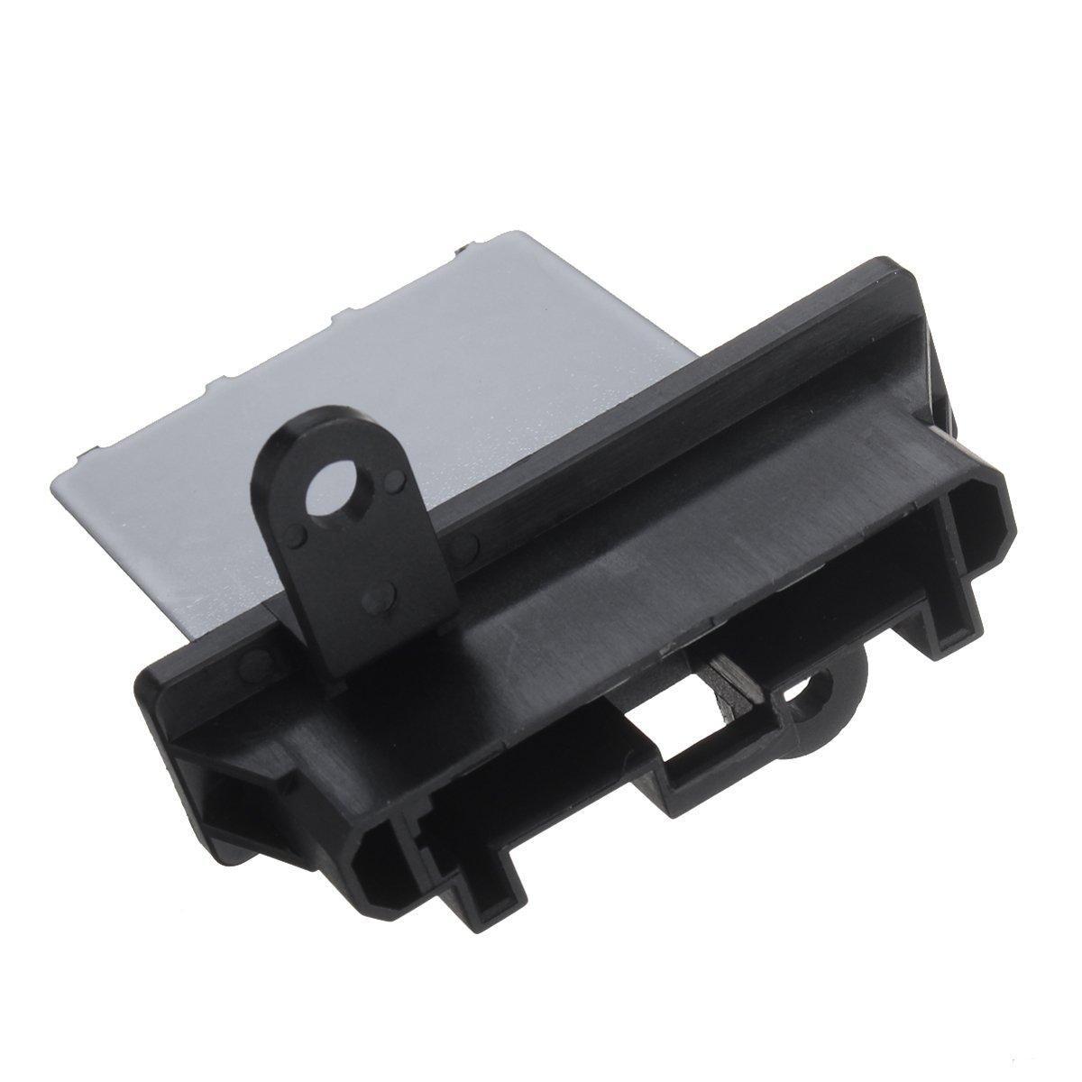 Viviance Car Blower Motor Heater Fan Resistor For Isuzu D-Max Holden//Colorado 2008-2011