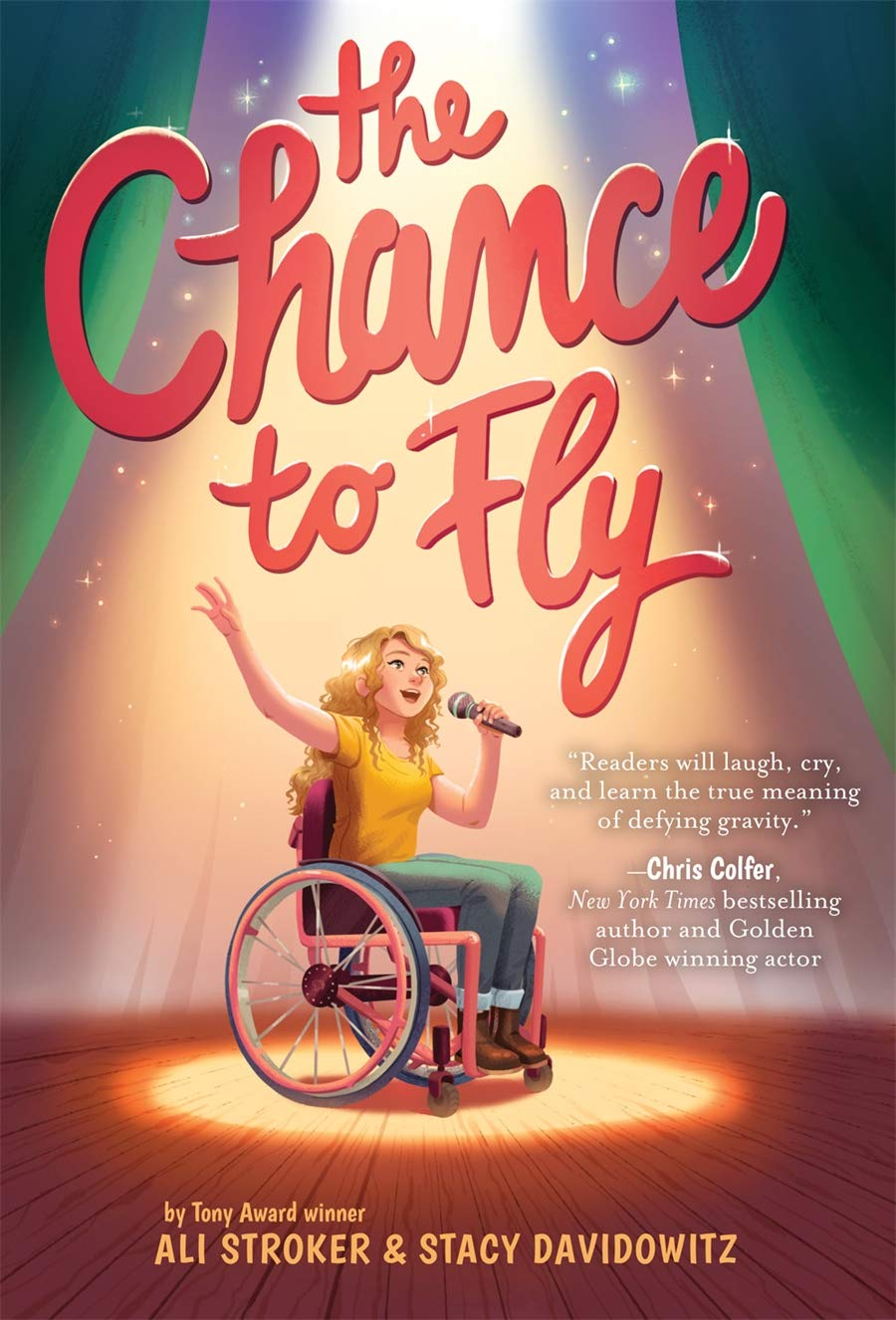 The Chance to Fly: Amazon.co.uk: Stroker, Ali, Davidowitz, Stacy: Books