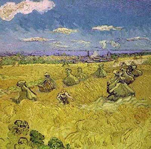 Battle Road Press The Wheat Field 500 Plus Piece Vincent Van Gogh Jigsaw Puzzle