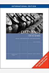 Database Systems: Design, Implementation, and Management Paperback