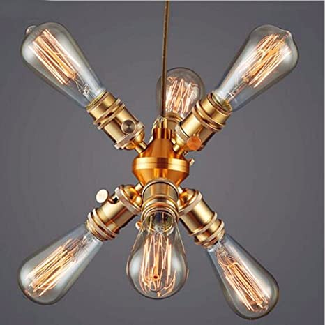 AuBergewohnlich Ameican Vintage Lamp Retro Pendant Lights LED Dinning Room Industrial  Pendant Lighting Fixtures Loft Style Lampen